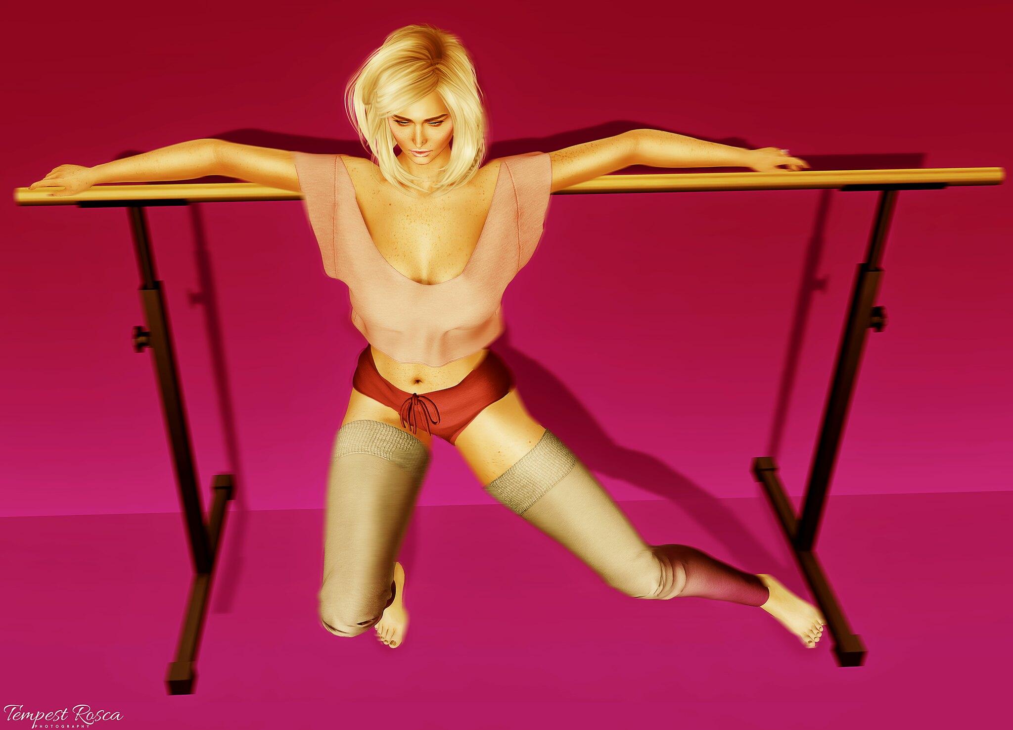 Belt Up, Betty! Flashdance...