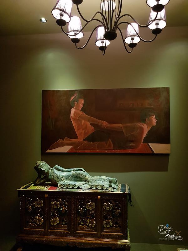 thai odyssey atria painting