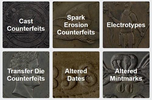 NGC Counterfeit Detection Portal