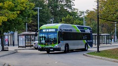 Montgomery County Transit Ride On extRa 2017 Gillig Low Floor BRT Plus Diesel #44068D