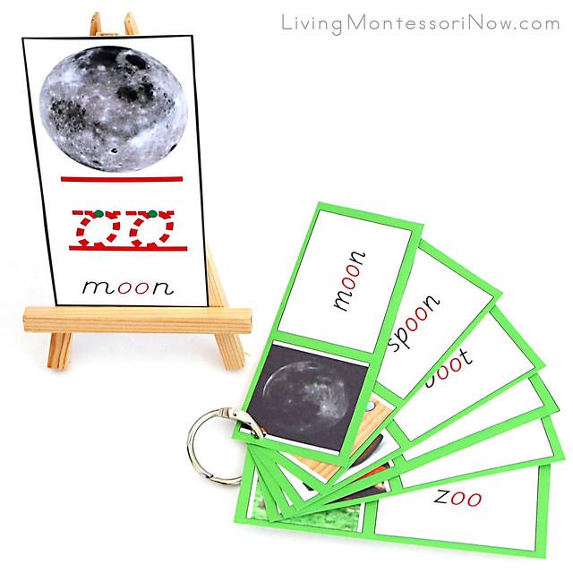 Moon oo Phonogram Card and Booklet
