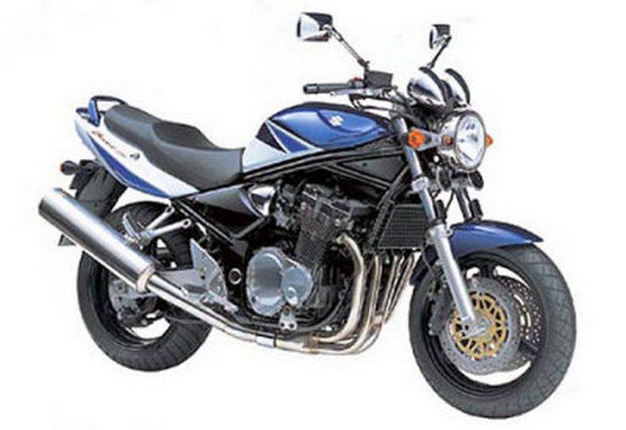 Suzuki GSF 1200 BANDIT 2003 - 1