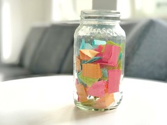 If You and Your Partner Ever Get Into a Fight, Break Out This Happiness Jar