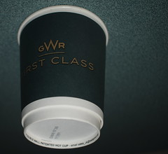 GWR first class cup
