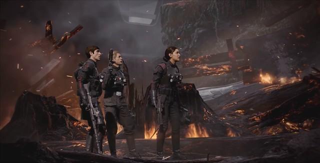 Star Wars Battlefront 2 - Inferno Squad