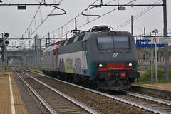 E405.021 + E652.151 Mercitalia Rail LIS 84020 Alessandria Smistamento - Torino Orbassano