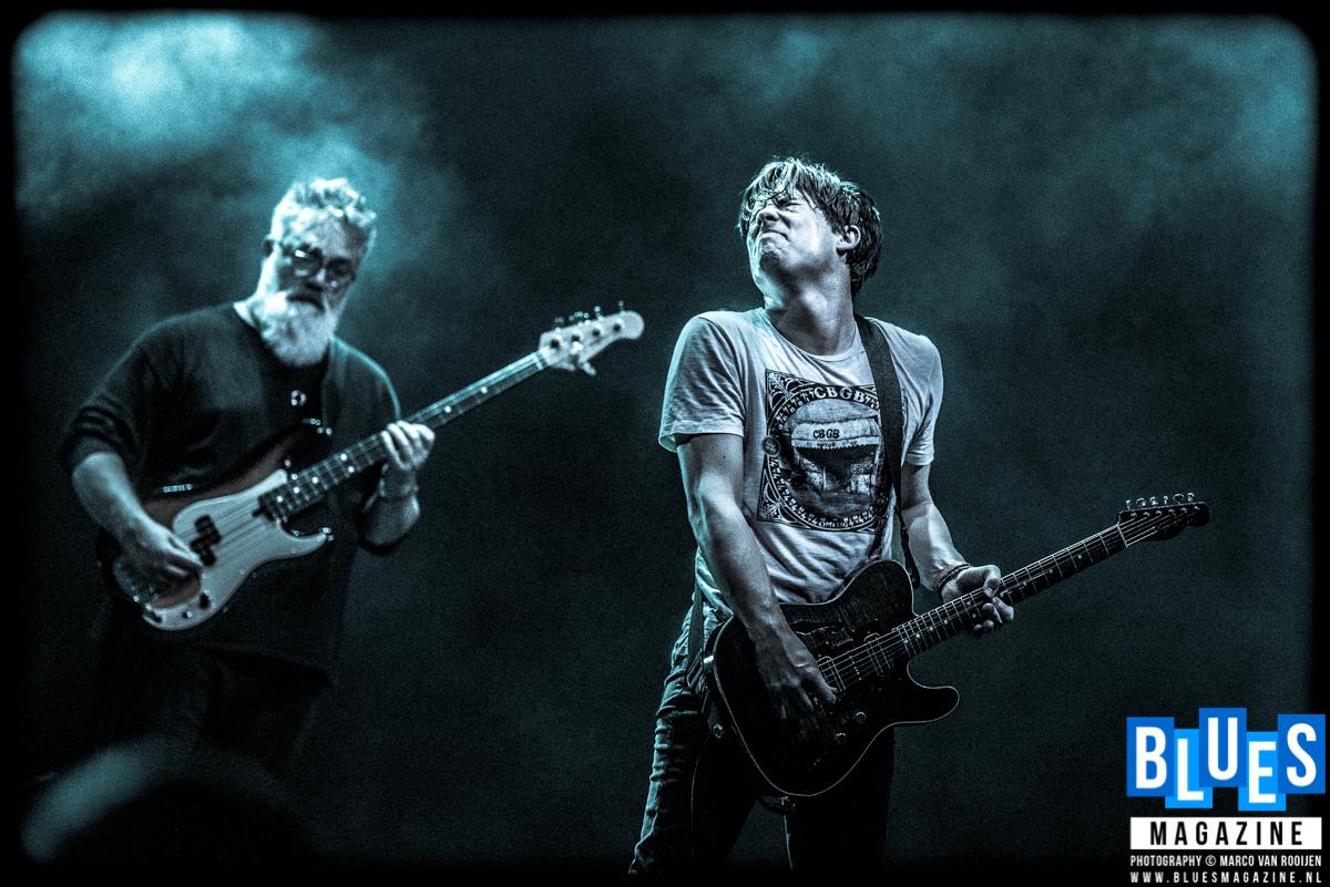 Jonny Lang @ Ramblin Roots Festival 2017