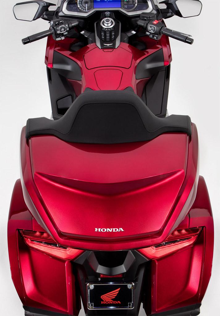 Honda GL 1800 GOLDWING Tour 2018 - 15
