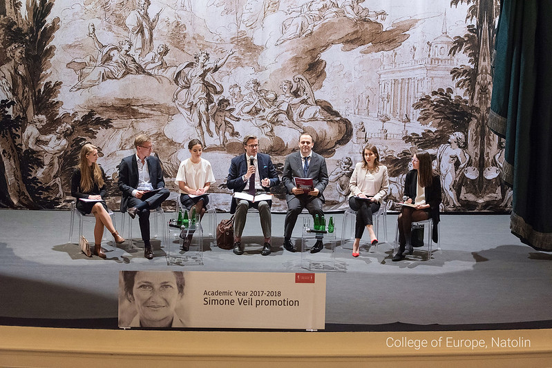Public Debate on Identities and Values between the EU and its Neighbours at the Royal Łazienki Park in Warsaw