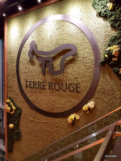 Terre Rouge logo