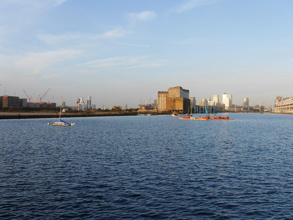 Thames Scene