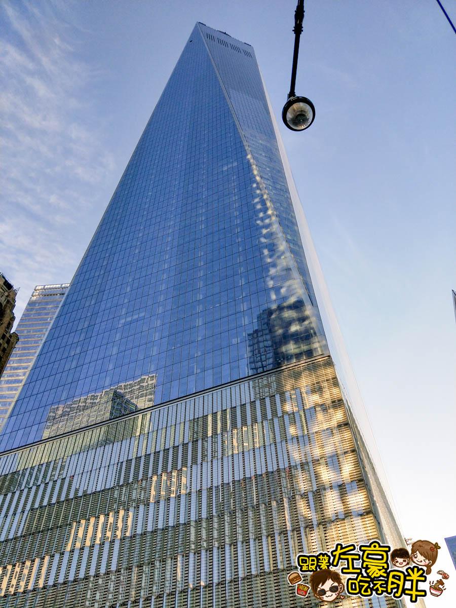 美國景點-世貿一號樓-3
