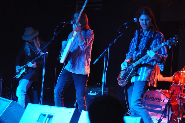 Dead Heavens at The 27 Club