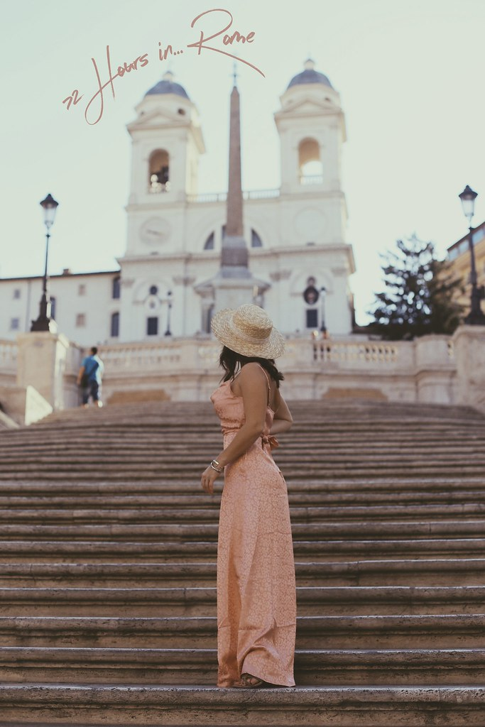 The Little Magpie How to Spend 72 hours in Rome
