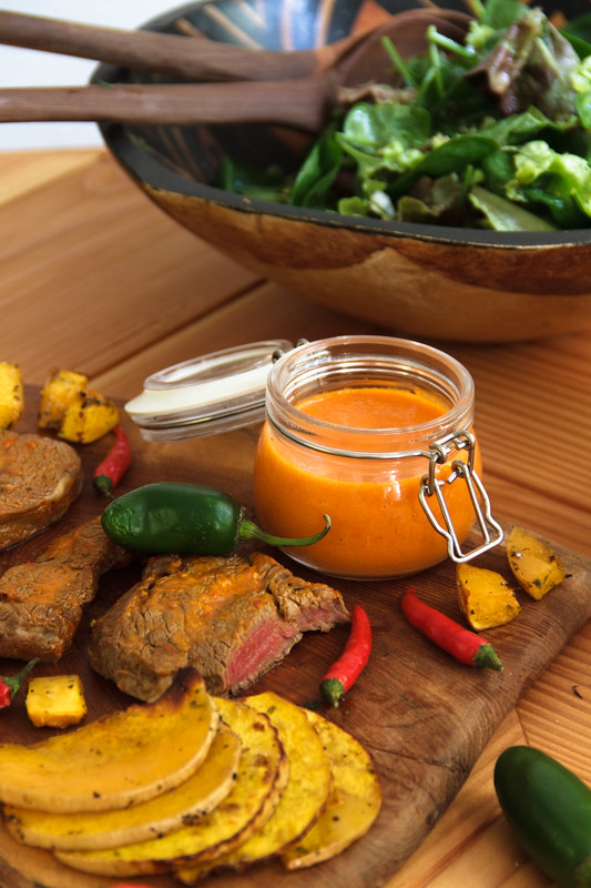 Peri-Peri-Rezept-Scharfe-Sauce