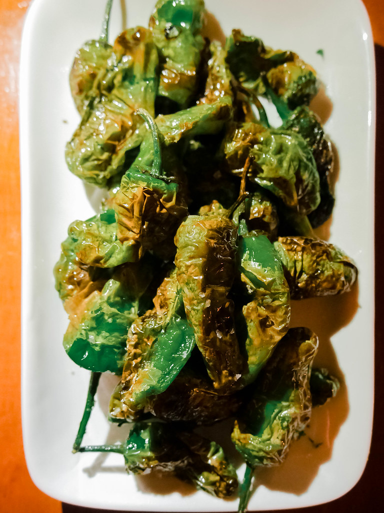 Spanish Mild Padron Peppers