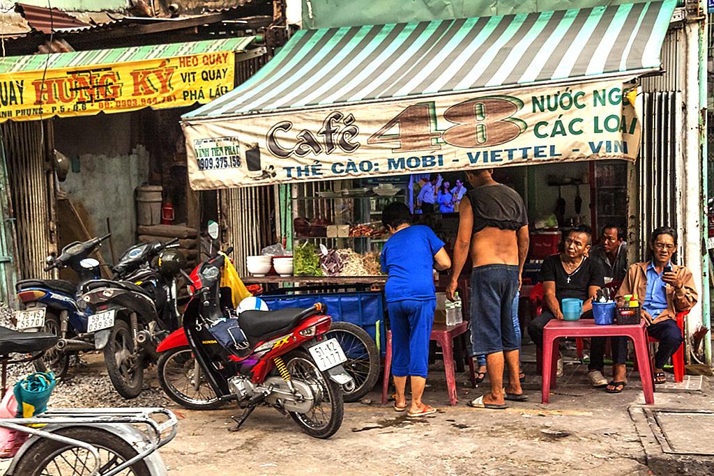 Cafe 48--Saigon