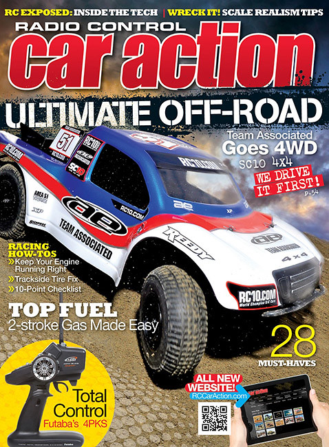 Rc Car Action >> Rc Car Action Subscription Magazine Store