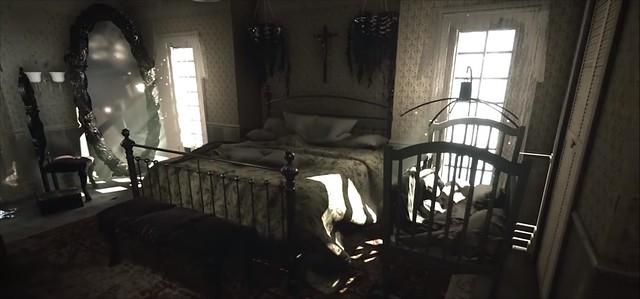 Visage - Bedroom of Horror