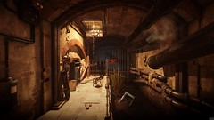Dishonored: Death of the Outsider - Sewerage under the bank