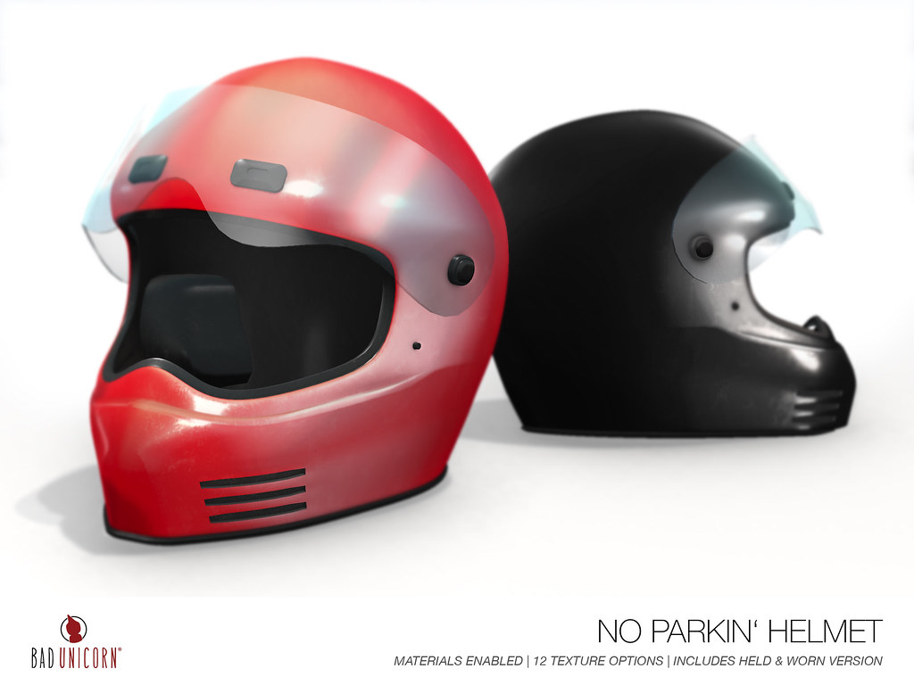 NEW! No Parkin Helmet @ TMD - TeleportHub.com Live!