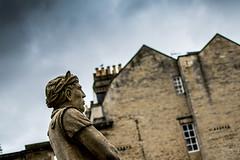 Julius Caesar looking over Bath
