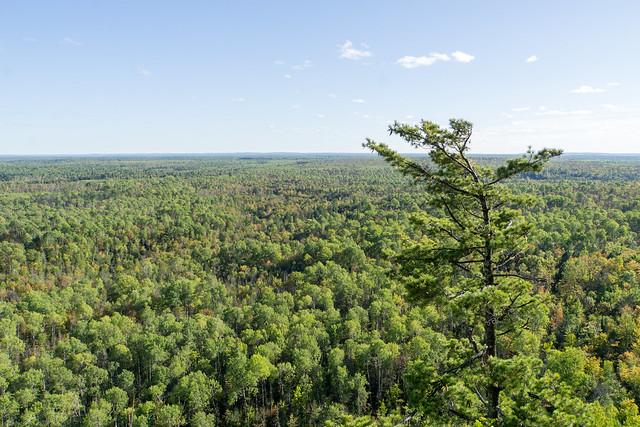 Ottawa National Forest Hikes, September 2017-36