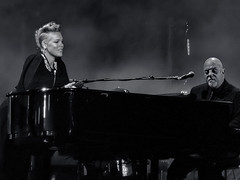 Pink and Billy Joel