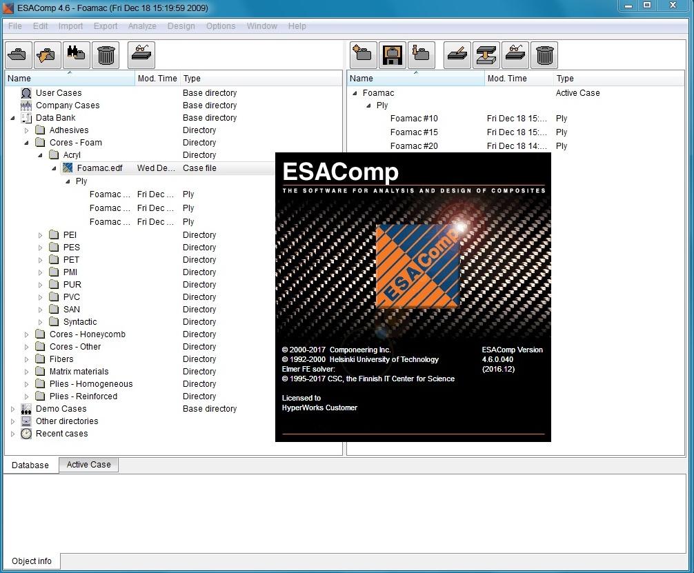 Download ESAComp v4.6.040 full license 100% working forever