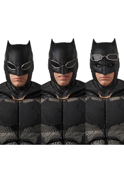 MAFEX 正義聯盟【蝙蝠俠 戰術蝙蝠裝Ver.】Justice League Batman Tactical Suit Ver.