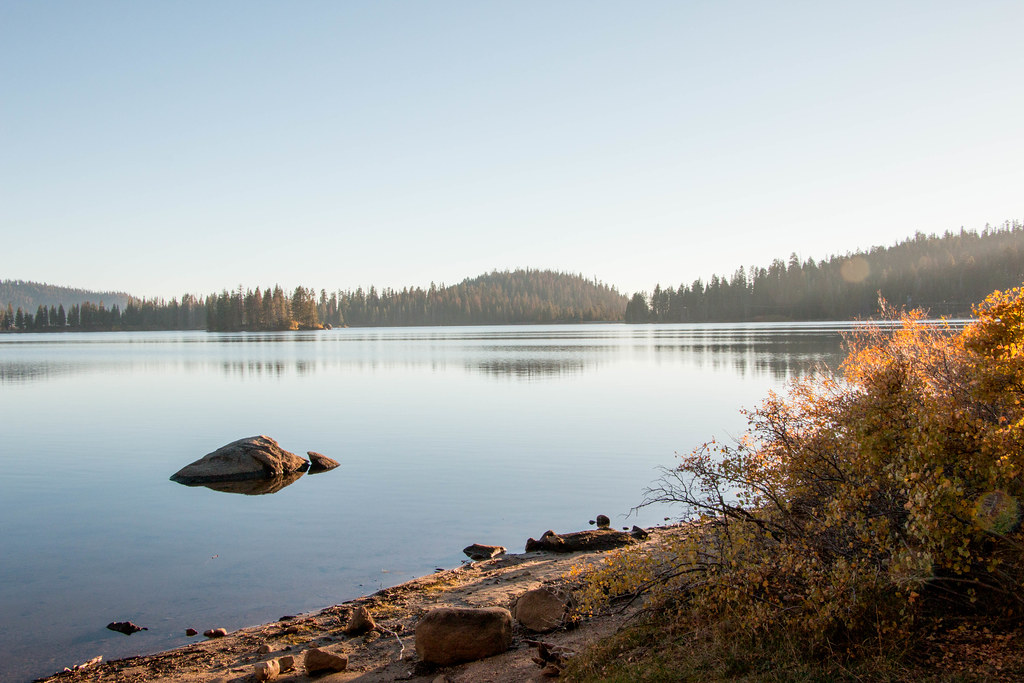 10.22. Hungtington Lake