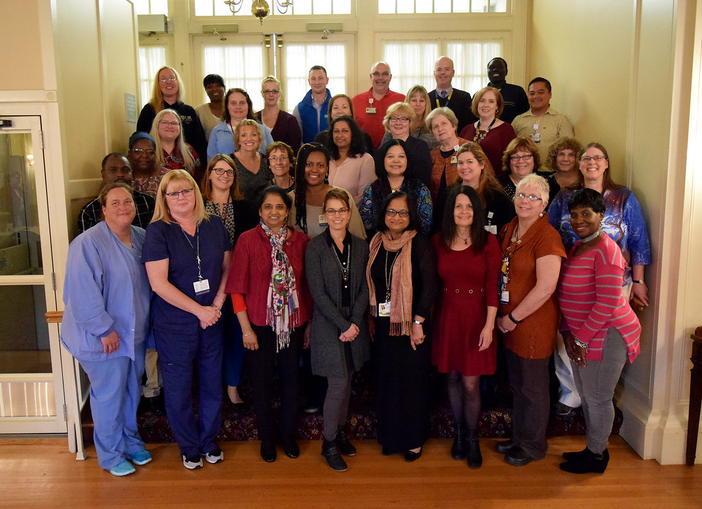 Staff Service Awards Luncheon (Oct. 25, 2017)