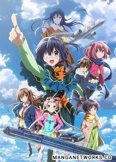 24112601658 419581c204 o Movie Chuunibyou demo Koi ga Shitai! Take On Me tung trailer mới giới thiệu ca khúc chủ đề được thể hiện bởi ZAQ