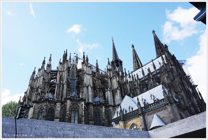 科隆大教堂-5-外觀