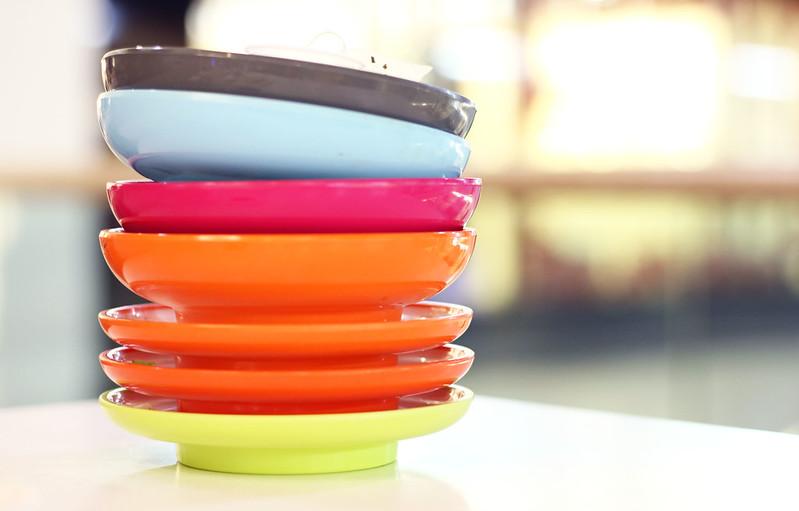 YO Sushi Plates