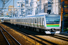 JR EAST E233-3000 Series_U623
