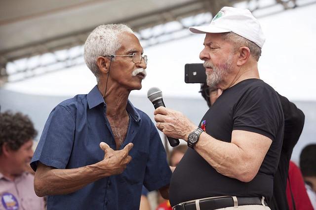 O presidente e o pescador