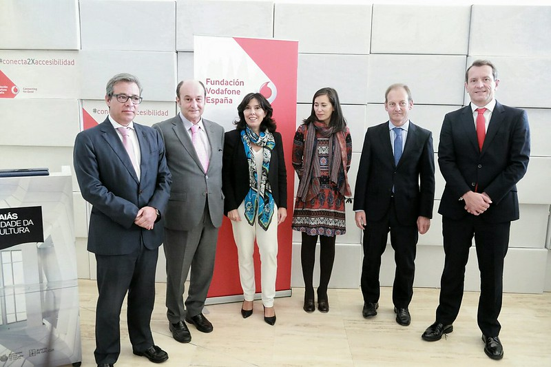Comeza a segunda edición do programa 'Vodafone Connecting for Good Galicia'