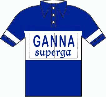 Ganna Superga - Giro  d'Italia 1950
