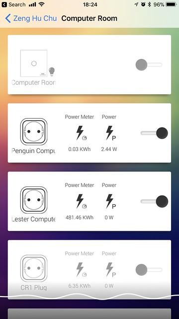 Homey iOS App - Devices