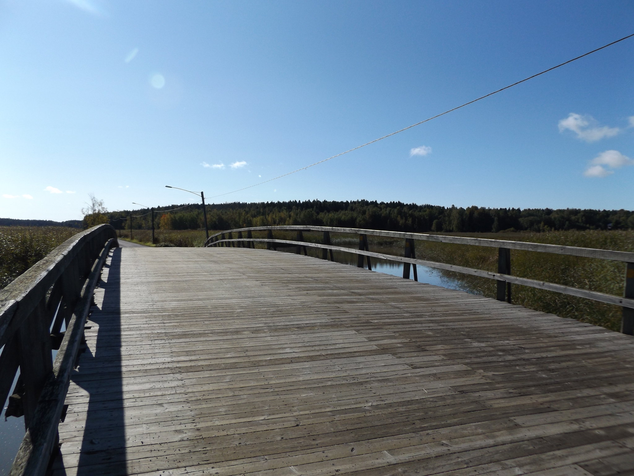Road to Sikosaari