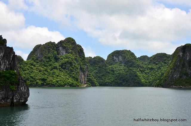halfwhiteboy - halong bay cruise 52