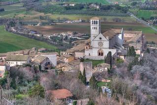Assisi: a cidade de São Francisco