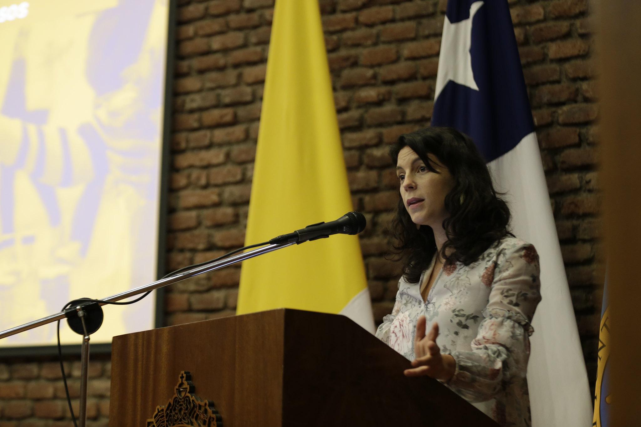Seminario Microemprendimiento en Chile