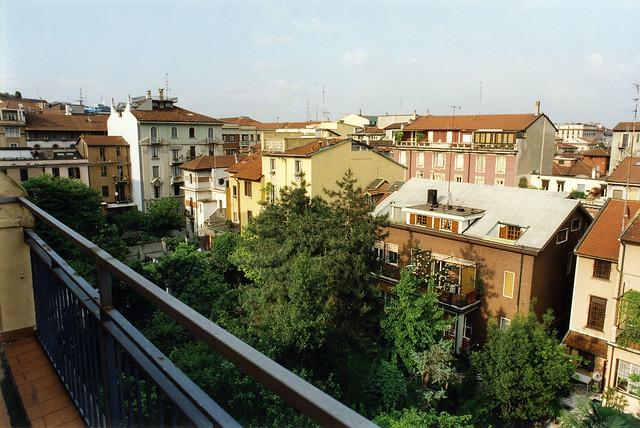 Hotel Adler view