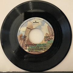 KURTIS BLOW:THROUGHOUT YOUR YEARS(RECORD SIDE-B)