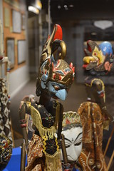 Bradenton, FL - South Florida Museum - Javanese Puppet