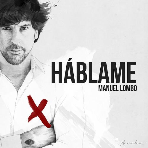 Portada del dingle del nuevo disco de Manuel Lombo