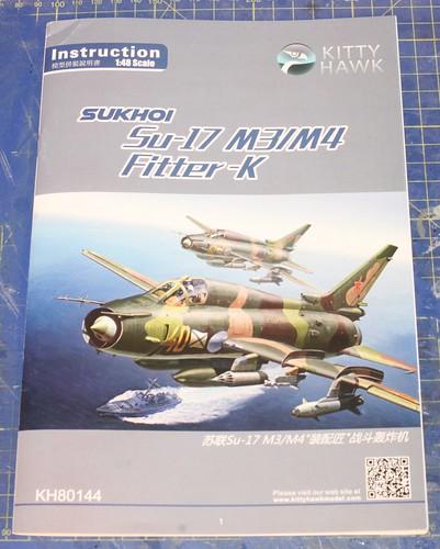 Sukhoi Su-17M3/M4 Fitter K, Kitty Hawk, 1/48 36962595654_dcdd9eb7a3