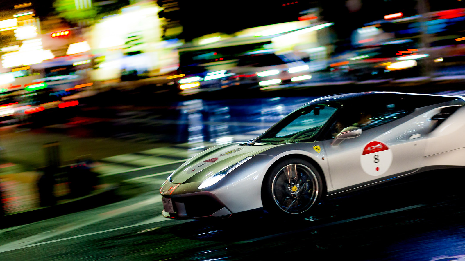 Ferrari 70th anniversary in Japan - 488GTB (2)